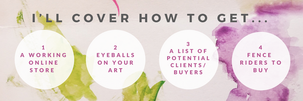 how the artist market co teaches you to sell art