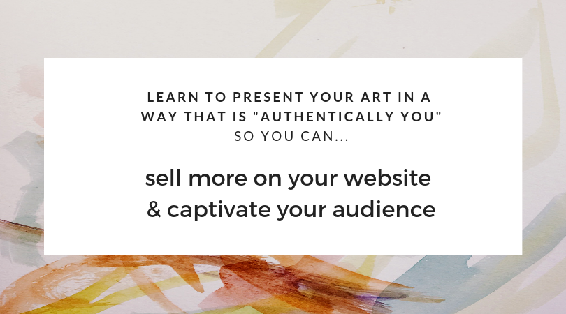"""Are your Artist Instagram Posts """"Blah""""? Learn to Make Them Shine"""