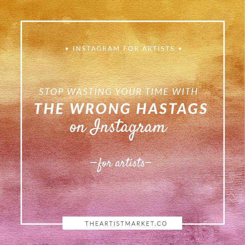 artist hashtags instagram