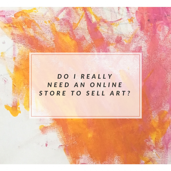 ecommerce store to sell art