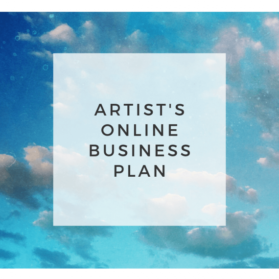 artists online business plan