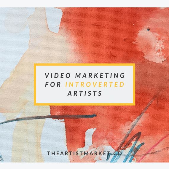 how to do video marketing for introverted artists