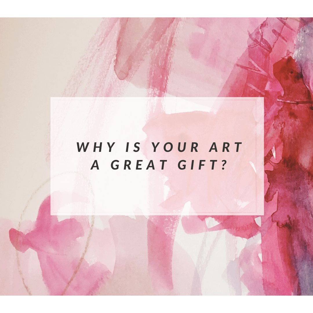 why is your art a great christmas gift