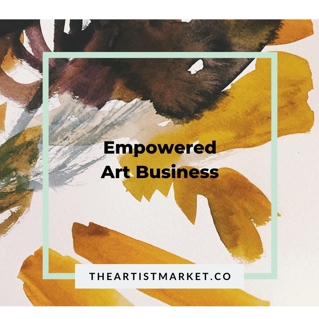 Empowered Art Business